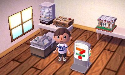 promotional 7 eleven furniture coming to animal crossing new leaf in