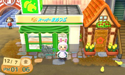 nookling stores in animal crossing new leaf and how to unlock them