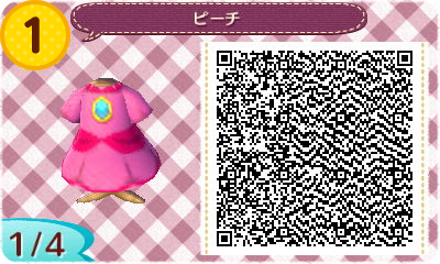 princess-peach-pattern