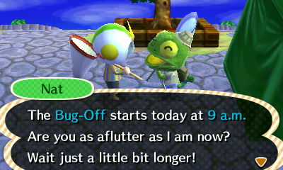 Acnl bug off prizes for students