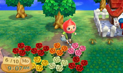 Flowers Fruit And Villagers Animal Crossing New Leaf Daily Blog