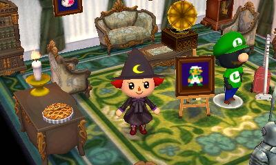 Check out the newly Halloween themed Nintendo Village for Europe ...