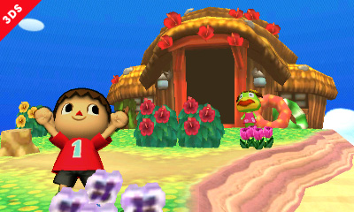 Animal Crossing: New Leaf stage (Tortimer's Island) revealed in ...