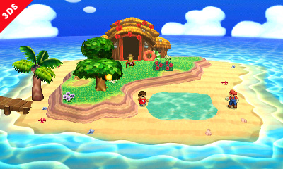 Kitchen Island Acnl animal crossing: new leaf stage (tortimer's island) revealed in