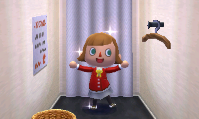 Animal Crossing Happy Home Designer How To Change Shirt