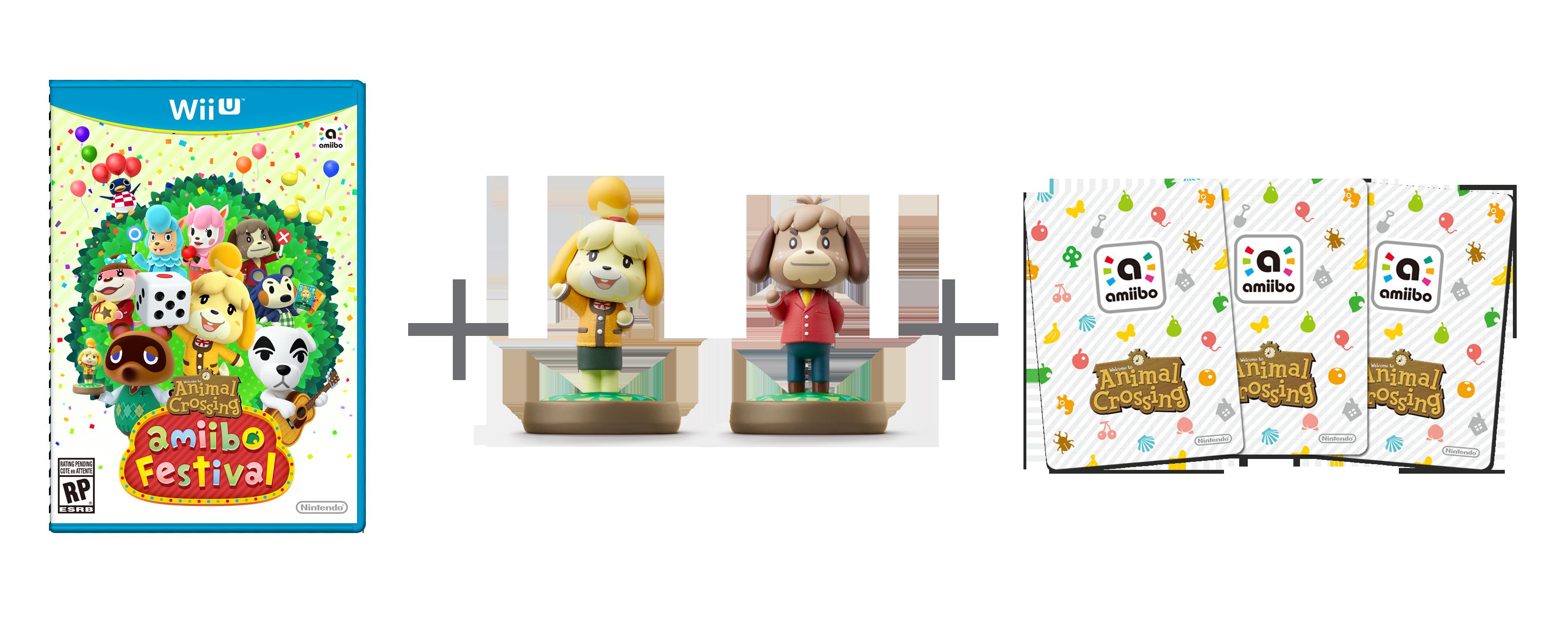 Animal Crossing Series Amiibo Figures ListCommunityVote!Subscribe
