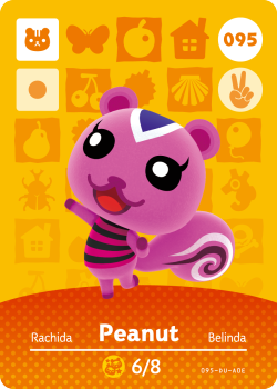 amiibo_card_AnimalCrossing_95_Peanut