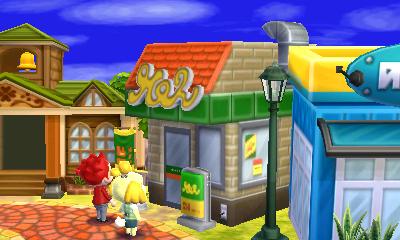 Animal Crossing Happy Home Designer Kitchen