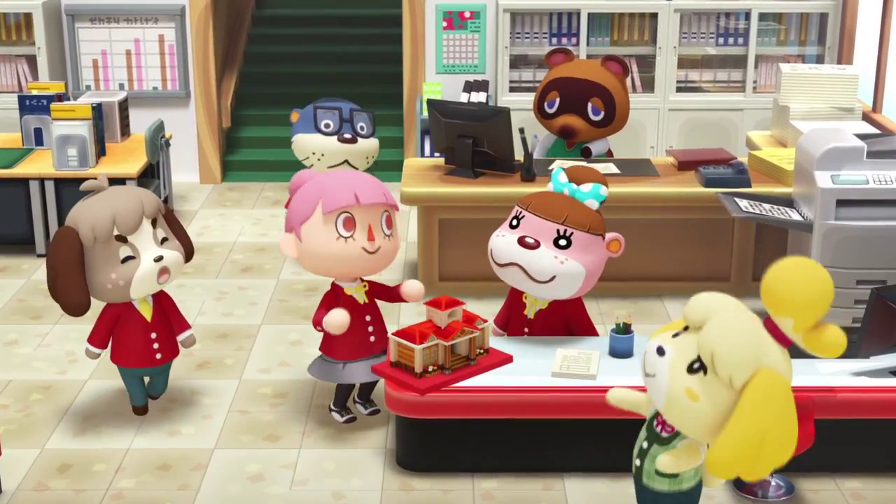 Eight minutes of english direct feed animal crossing - Happy home designer amiibo figures ...