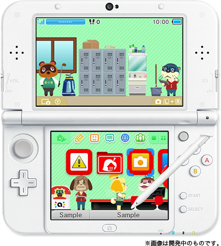Animal Cross Ng Happy Home Designer Now Available For Pre Purchase And Pre Load On The Nintendo