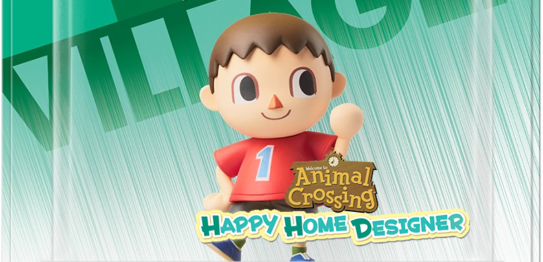 The villager smash amiibo is compatible with animal - Happy home designer amiibo figures ...