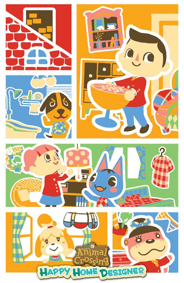 gamestop-happy-home-designer-poster