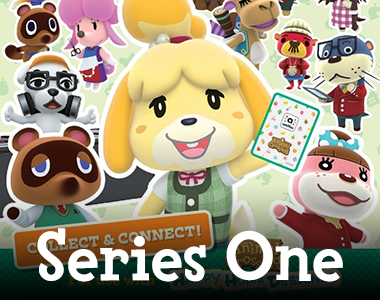 List of Series One Animal Crossing Amiibo Cards