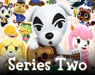 List of Series Two Animal Crossing Amiibo Cards