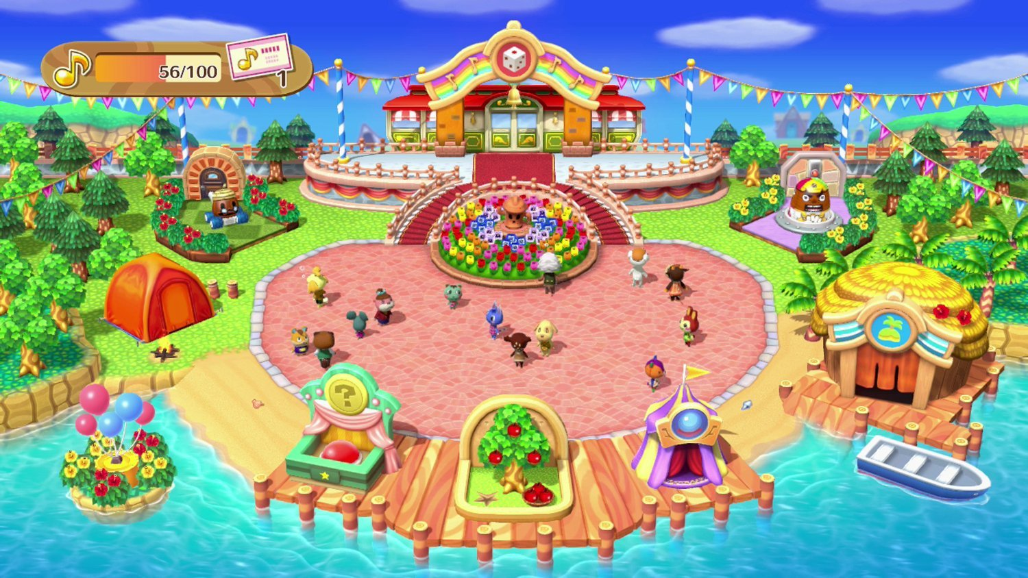 how to change the time in animal crossing gamecube