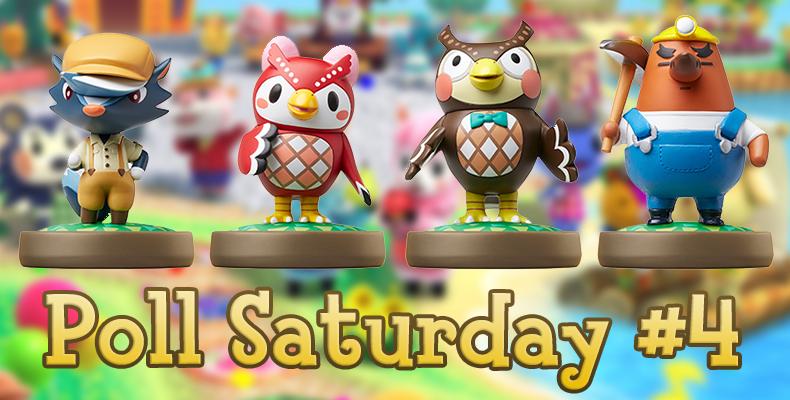 Animal Crossing: Amiibo Festival - 5/8 - Animal Crossing World