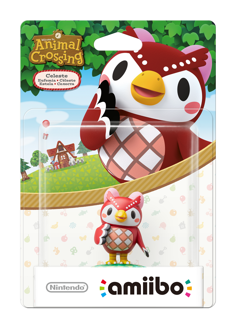 The Second Wave Of Animal Crossing Amiibo Figures Are