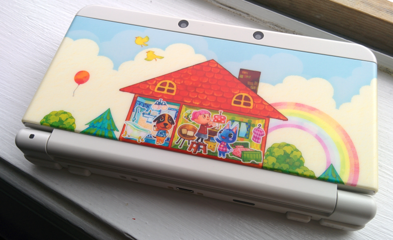 New Nintendo 3ds Animal Crossing Happy Home Designer Bundle Review Animal Crossing World