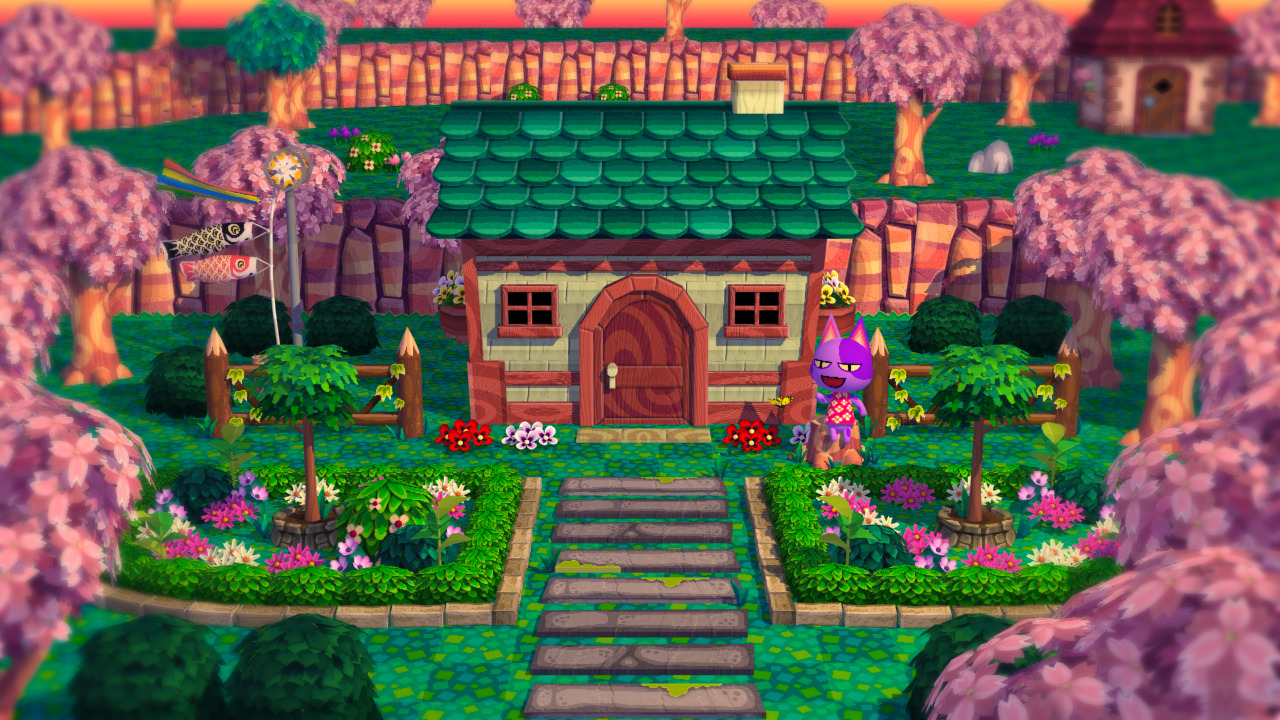 Check Out This Elaborate Fan Imagining Of Animal Crossing