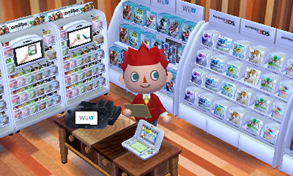 Nintendo Game Shop Dlc With Claude In Animal Crossing Happy Home Designer Live For All Regions