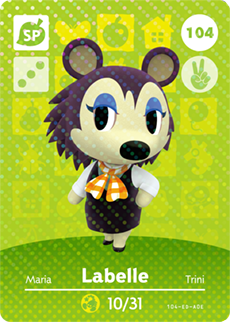 amiibo_card_AnimalCrossing_104_Labelle