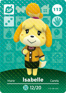 amiibo_card_AnimalCrossing_113_Isabelle