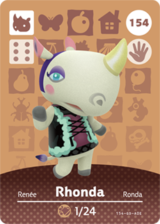 amiibo_card_AnimalCrossing_154_Rhonda