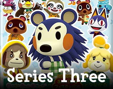 List of Series Three Animal Crossing Amiibo Cards