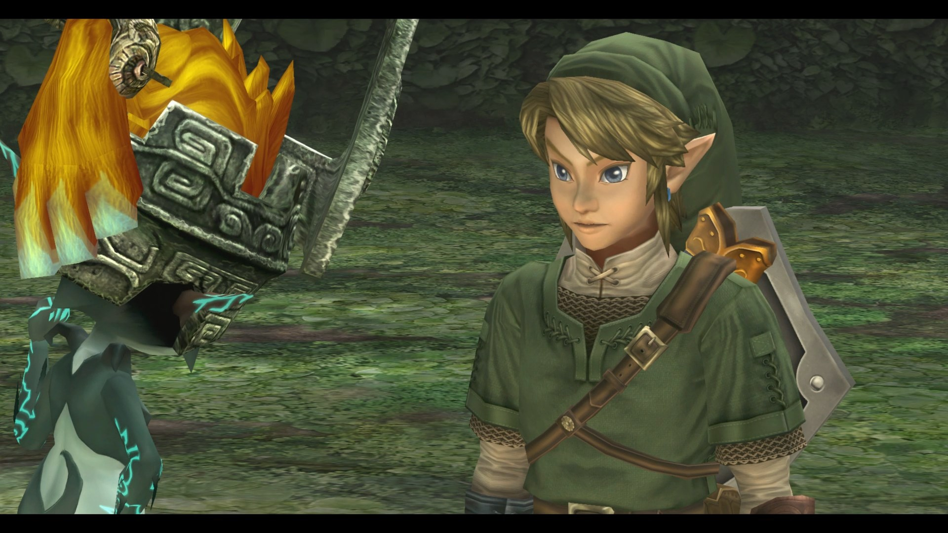 Early Impressions Of The Legend Of Zelda Twilight Princess Hd