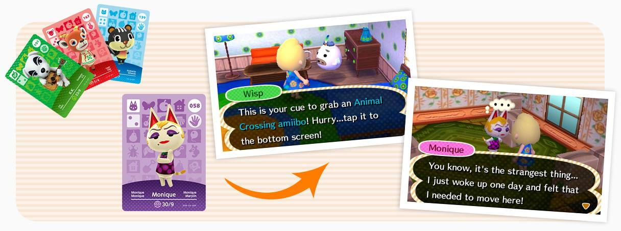 Free Animal Crossing New Leaf Software Update Adds Amiibo Functionality This Autumn Animal