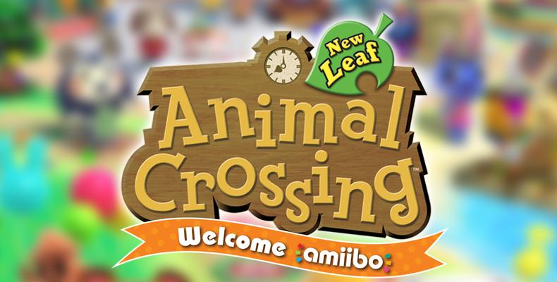 3DS_AnimalCrossingNewLeaf_Welcomeamiibo_logo_bg