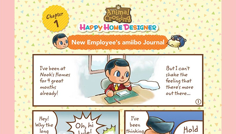 Check out these animal crossing new employee s amiibo - Happy home designer amiibo figures ...