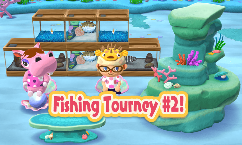 Fine Fishing Tourney 2 Now Open In Animal Crossing Pocket Camp Theyellowbook Wood Chair Design Ideas Theyellowbookinfo