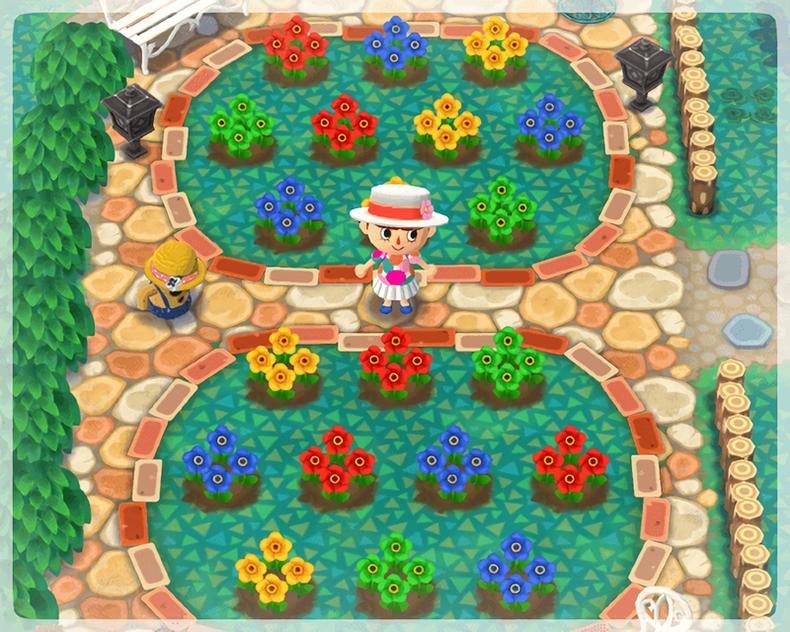 Flower Festival Cross Pollination Event Animal Crossing Pocket