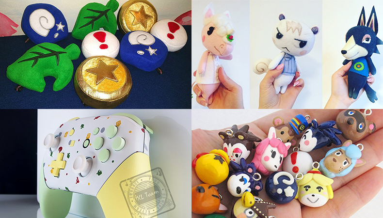 10 Cute Unique Animal Crossing Gifts On Etsy Holiday Gift Guide Animal Crossing World