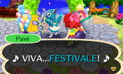 Awe Inspiring Festivale New Leaf Guide How To Get Feathers Pave Series Onthecornerstone Fun Painted Chair Ideas Images Onthecornerstoneorg