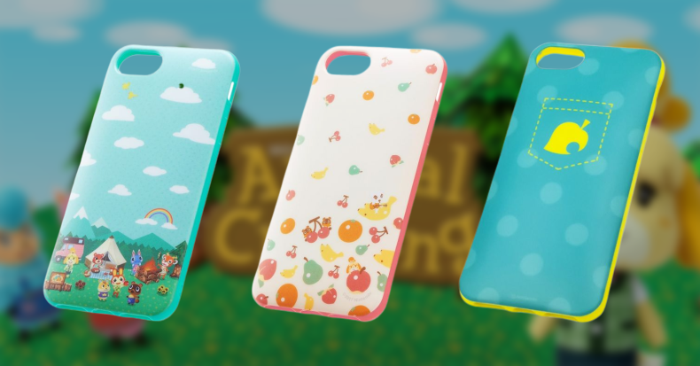 Official Animal Crossing Smartphone Cases Come To Some European