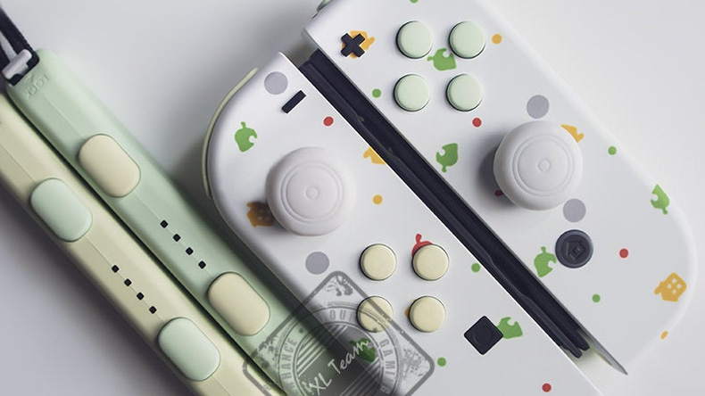 switch pro controller animal crossing