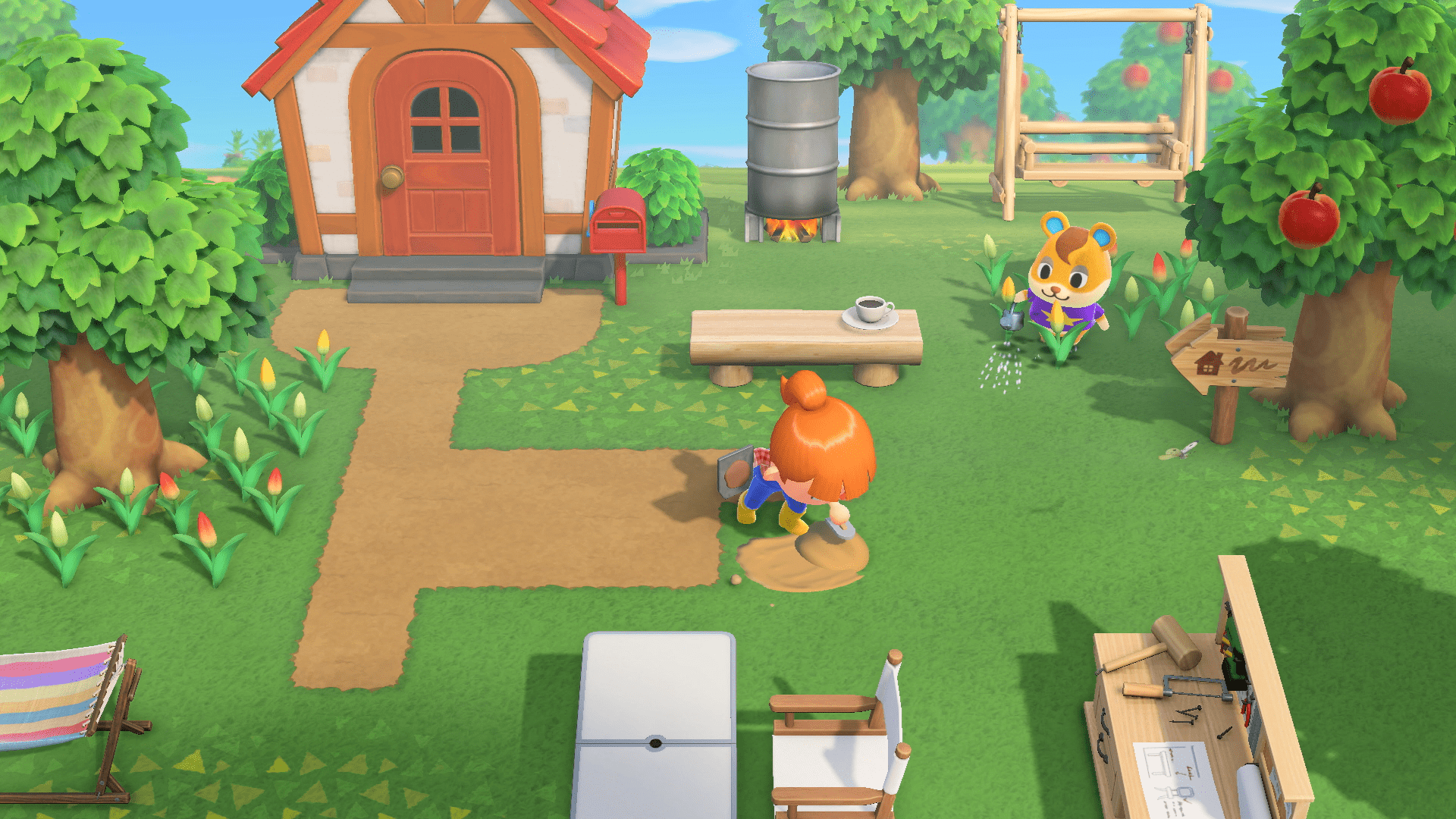 You can only have one Animal Crossing: New Horizons island