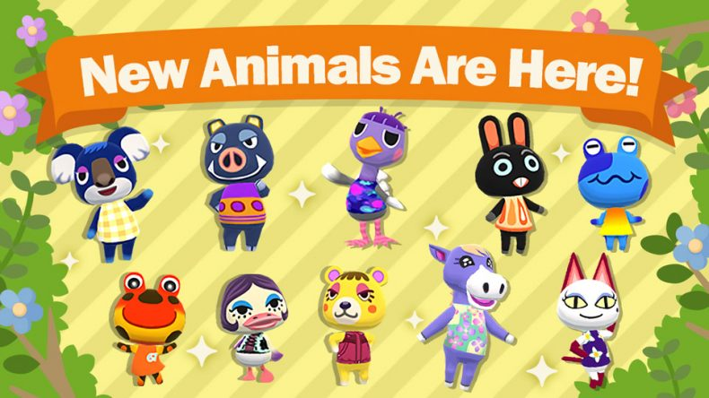 Olivia, Cole, Jeremiah, and 7 more new villagers arrive in ...