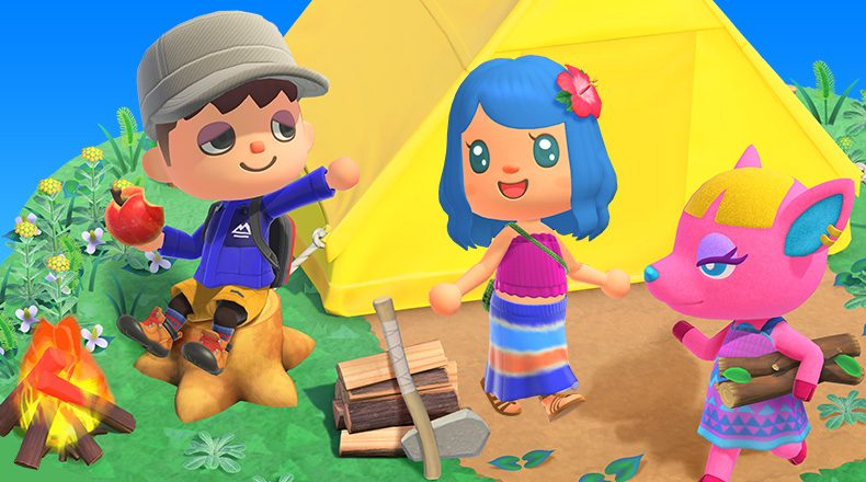 New Hairstyles Bags Flowers Revealed In Amazing Animal Crossing
