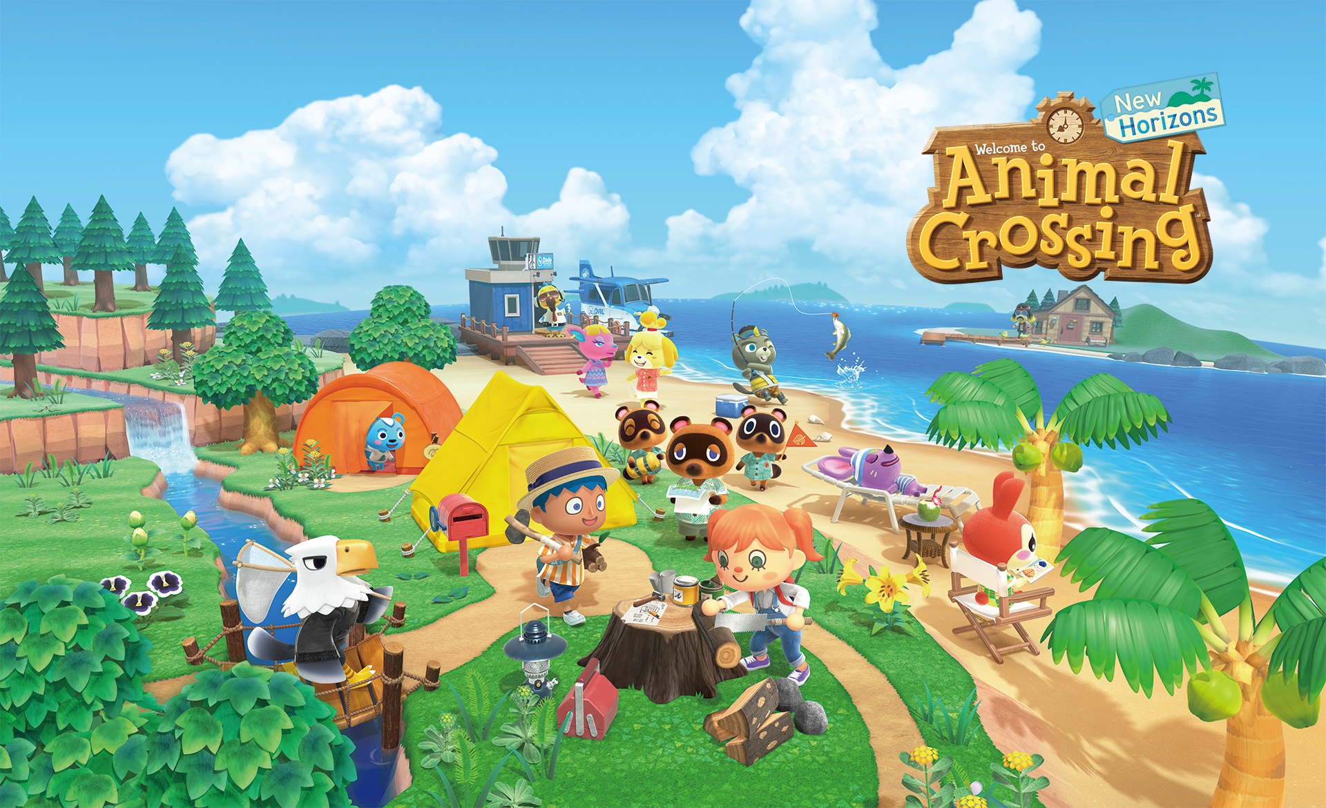 Animal Crossing New Horizons Acnh Guides Unlocks Crafting