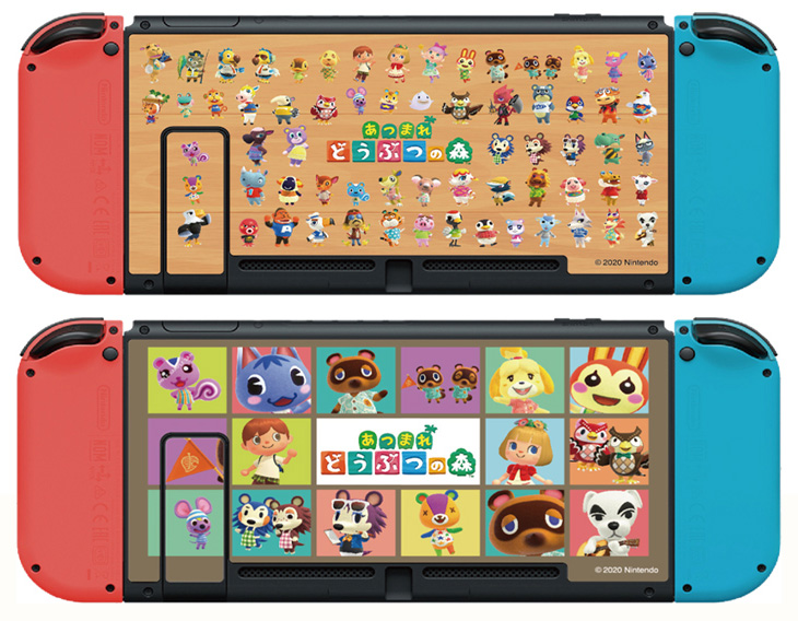 Brand New And Returning Animal Crossing New Horizons Characters Villagers Revealed Via Sticker Analysis Animal Crossing World