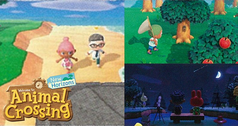 New Animal Crossing New Horizons Screenshots From The World