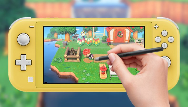 Nintendo Now Selling An Official Switch Stylus In The Uk Great