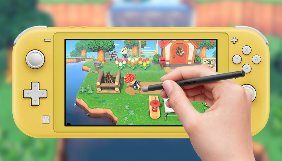 Nintendo now selling an official Switch Stylus in the UK ...