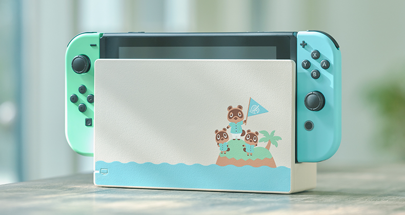 Special Edition Animal Crossing New Horizons Switch Restock