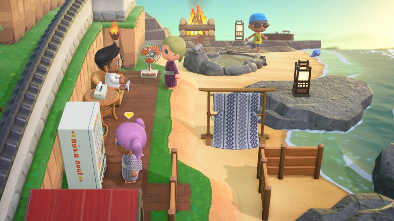 Version 1 1 1 Of Animal Crossing New Horizons Released Fixes