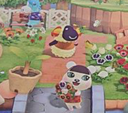 Buildable Stairs And Brick Paths Revealed In Animal Crossing New
