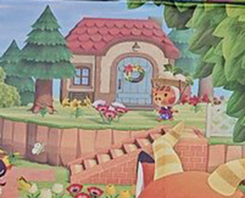 Buildable Stairs And Brick Paths Revealed In Animal Crossing New Horizons Analysis Animal Crossing World